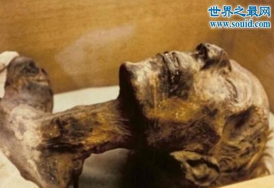 拉美西斯二世复原图,91岁高龄(100多个儿女)