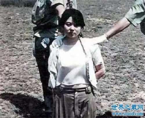 中国最美女囚犯任雪,因偷税漏税而杀害厂长女儿