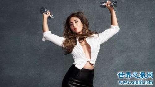 宝莱坞最富有的女演员排行榜前十名,演技高颜值美