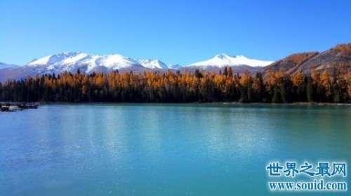 新疆喀纳斯湖水怪是否真的存在?或巨型哲罗鲑