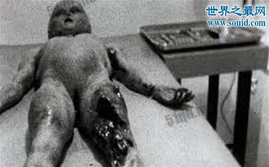 近百年最真实的外星人图片,你不信也的信