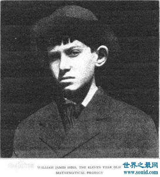 世界上智商最高的人,从小就是一个天才最后结局却非常惨!