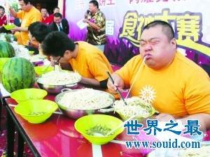世界上最能吃的人,湖南大胃王一口气吃160个鸡蛋