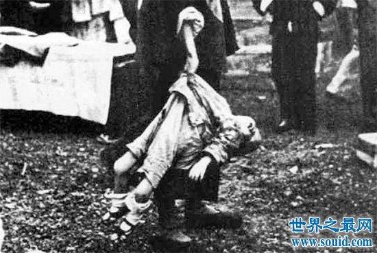 南京大屠杀死了多少人?具体数量已无法详细