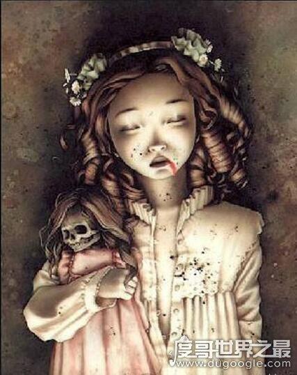 人皮娃娃背后恐怖的故事,作者给朋友的生日祝词(与恐怖故事无关)