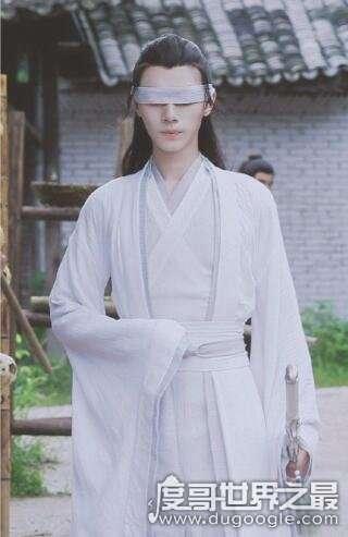 《陈情令》宋继扬个人资料,上海戏剧学院在校生(少年未来可期)