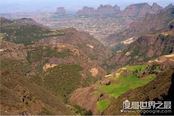 世界上面积最大的高原盘点,巴西高原面积500万km²(是青藏高原两倍)