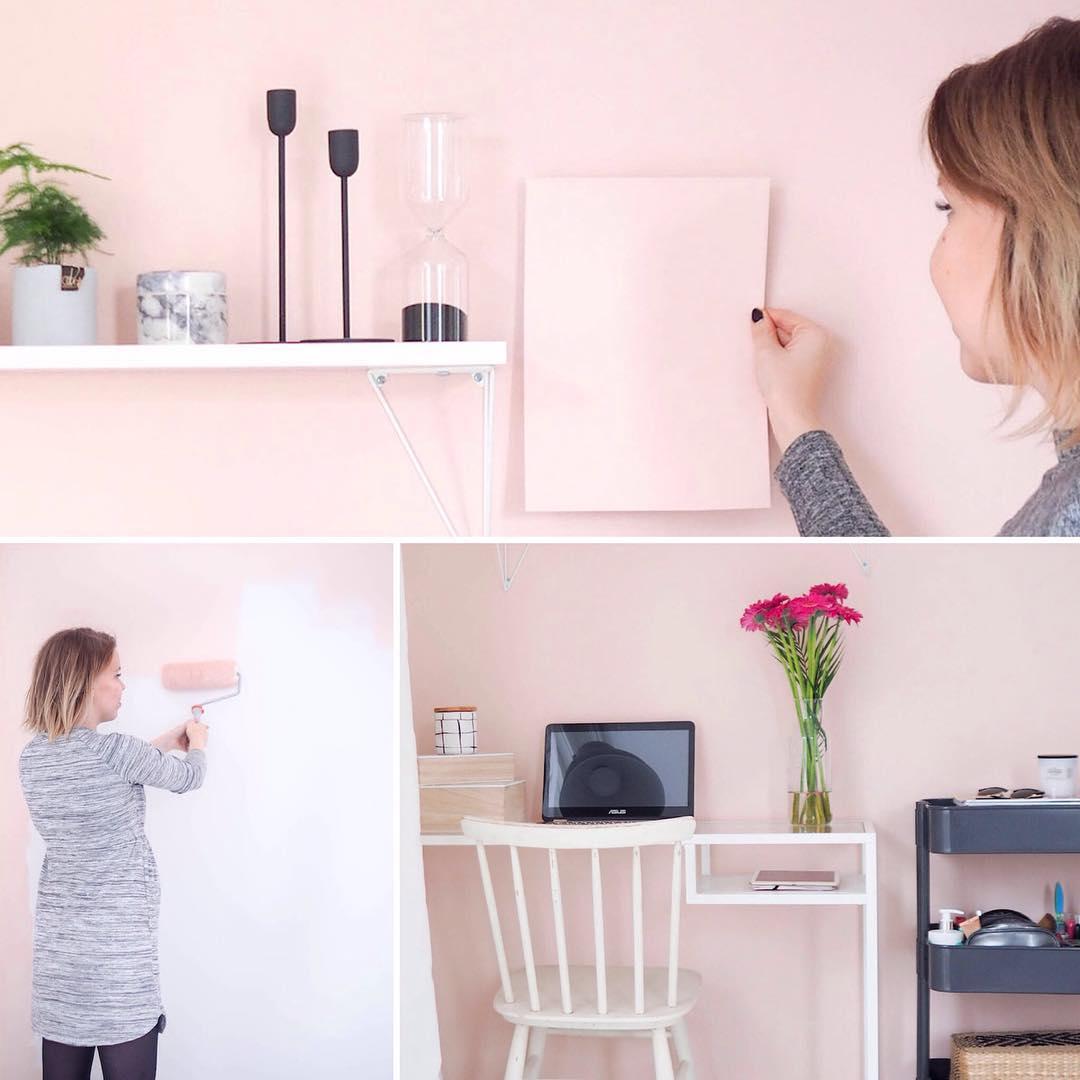 墙面漆什么颜色好看?墙面刷什么漆环保?