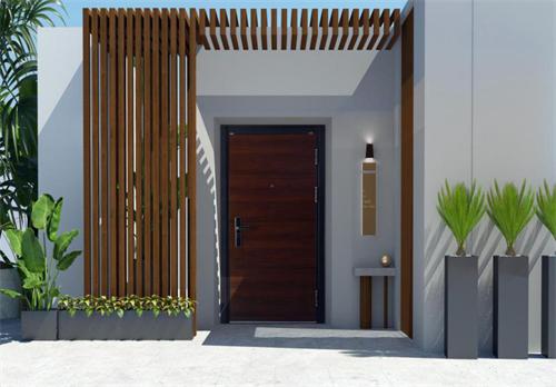 家装新手犯了难:防盗门哪个好?