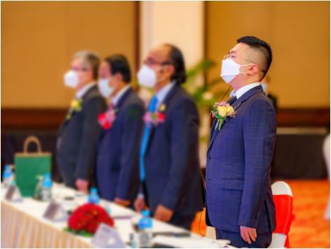 柬埔寨刘阳在创立商会时的两点思考